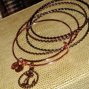 Anchor Alex and Ani